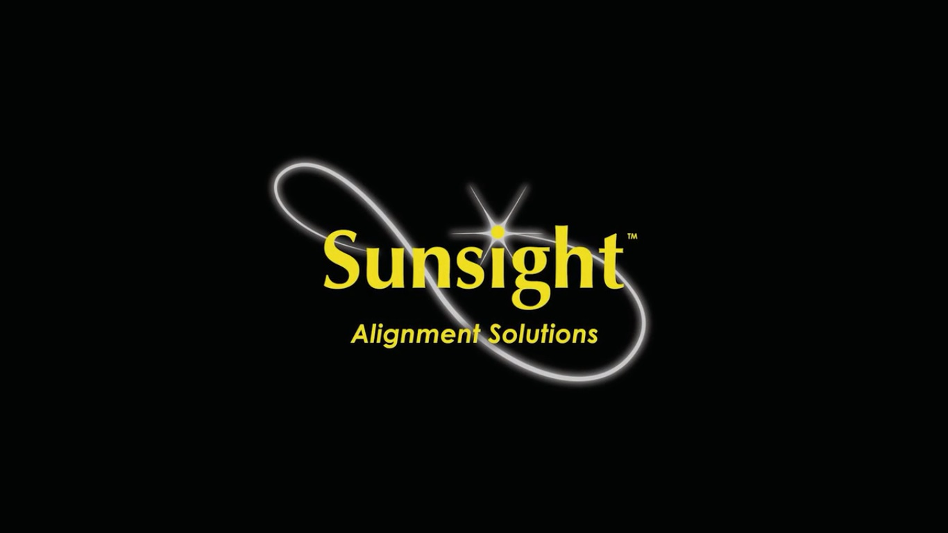 Sunsight Microwave Path Alignment Kit